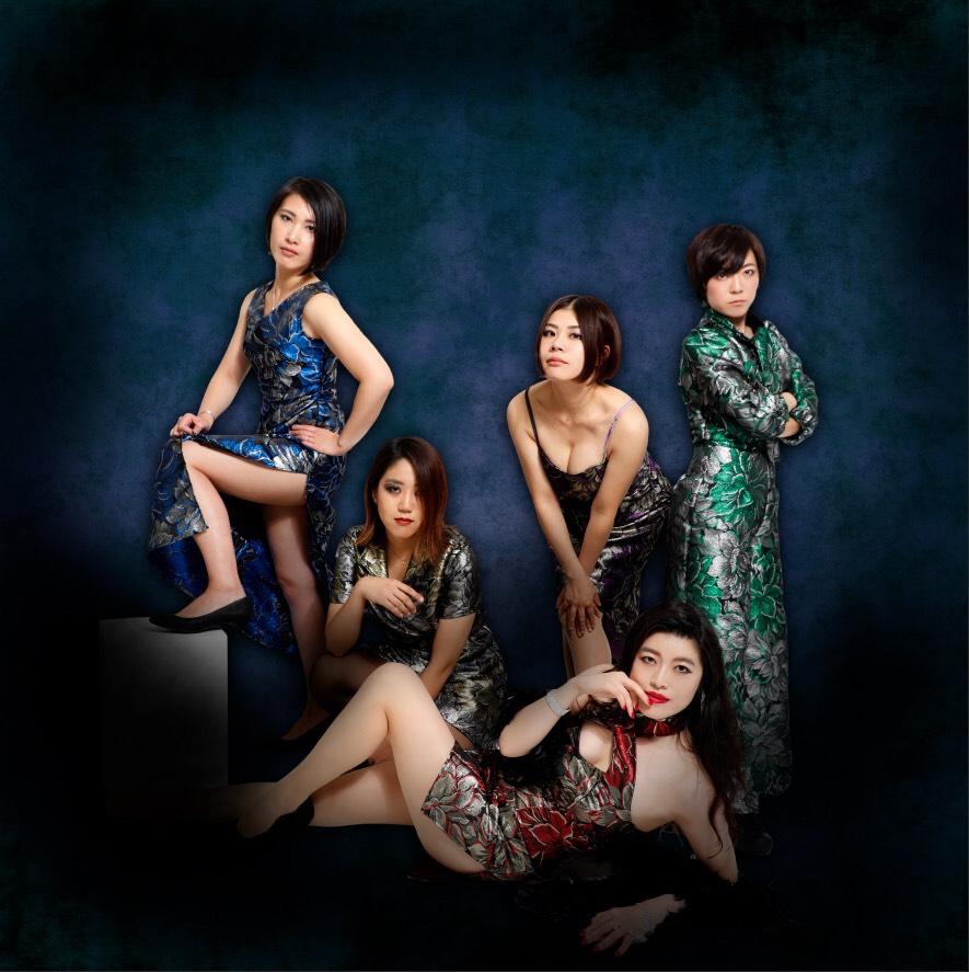 「妖精達」メンバー画像